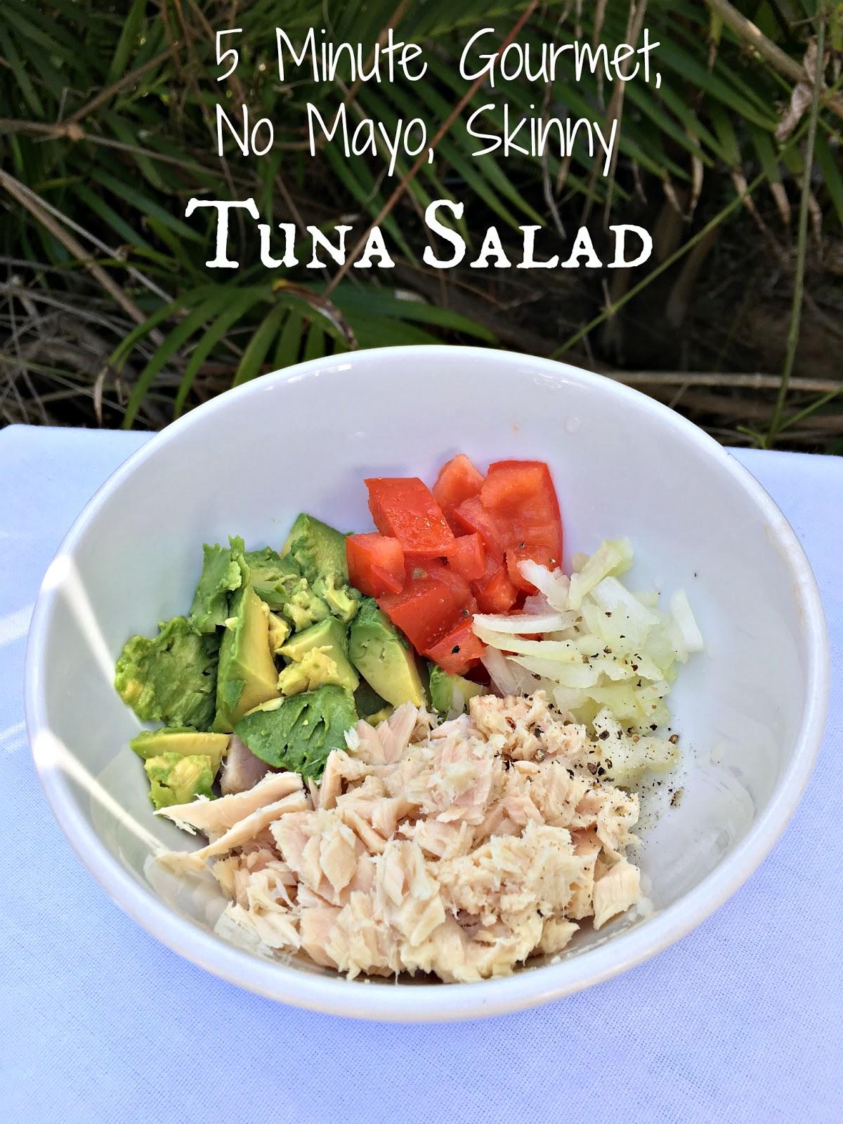 recipe: tuna salad calories no mayo [13]