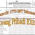 Download Formulir 1770 SPT Tahunan PPh Orang Pribadi Terbaru Exel