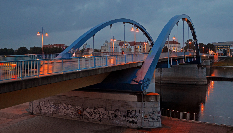 Most Frankfurt Słubice