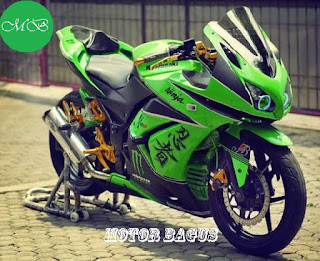 Harga Ninja 250 second lengkap