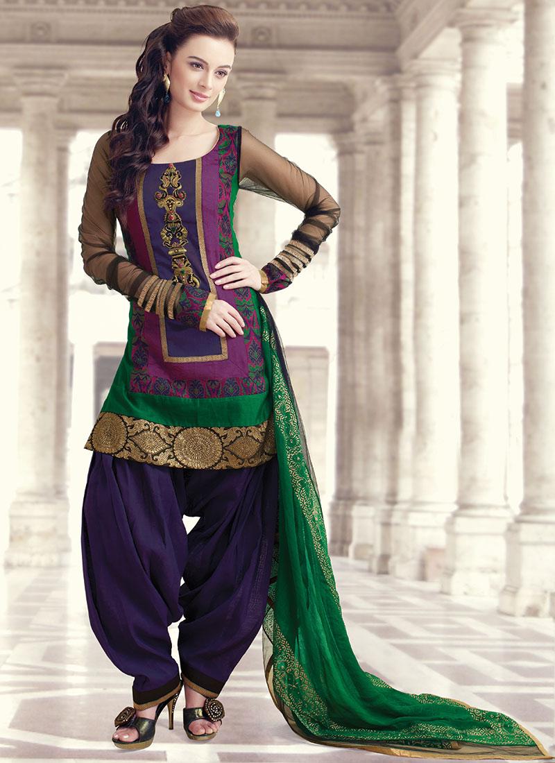 Punjabi suit shopping online