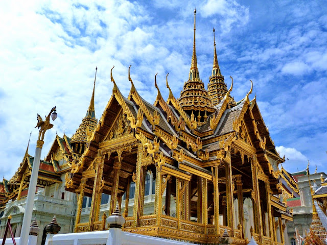 Gran Palacio visita imprescindible en Bangkok