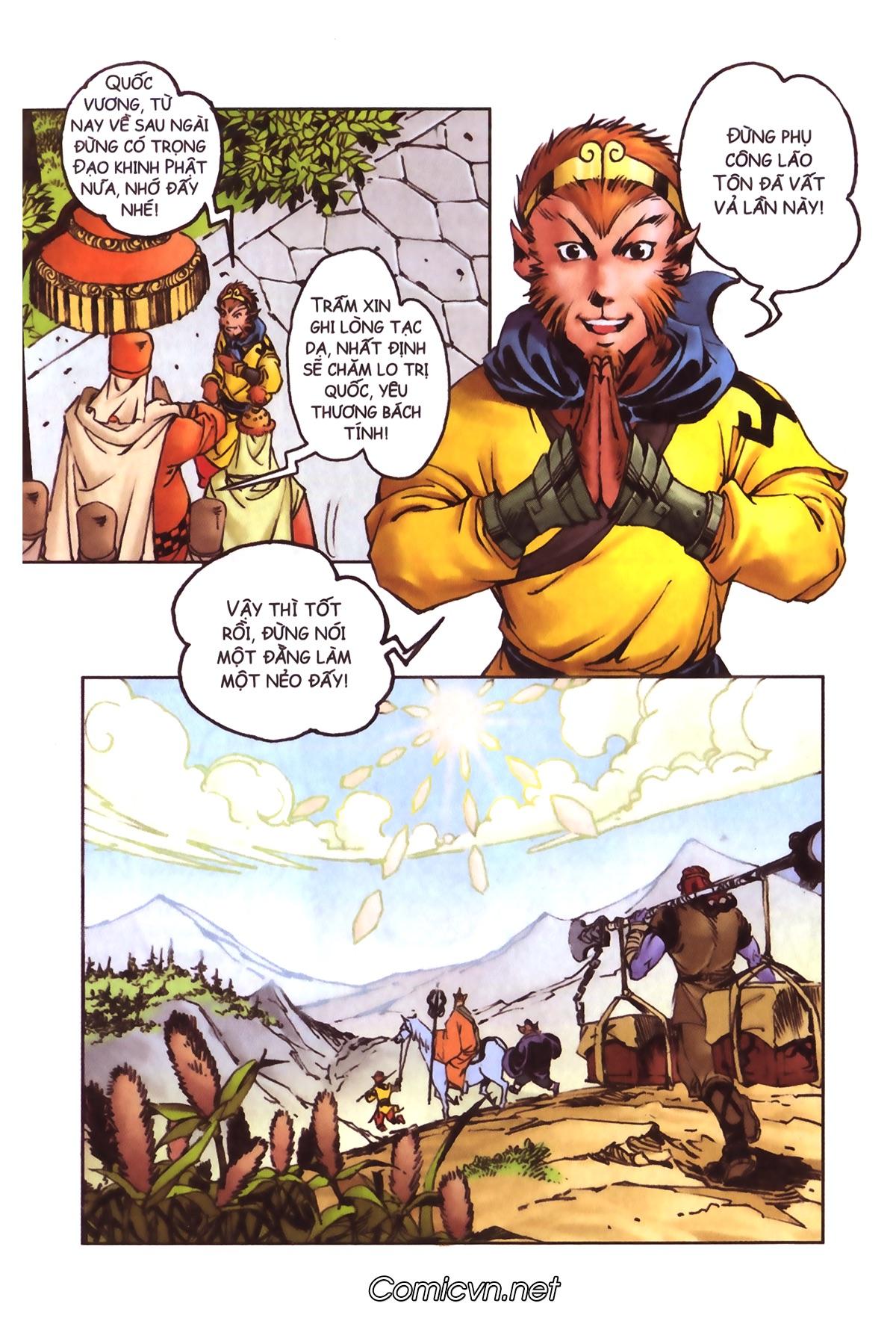 Tây Du Ký màu - Chapter 90 - Pic 12