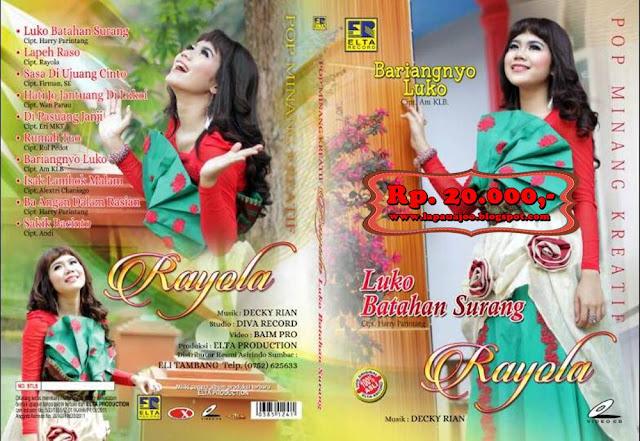 Rayola - Luko Batahan Surang (Album Pop Minang Kreatif Vol 7)