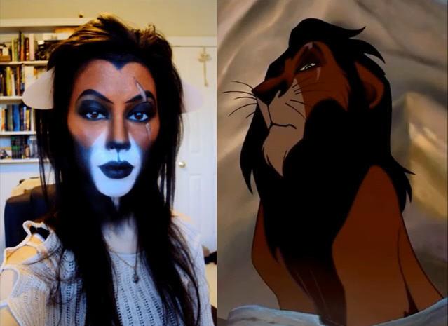 Lion Costume Sex 108