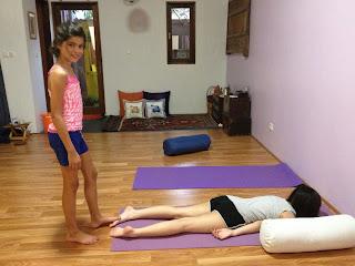 Karmarati Yoga April 2013