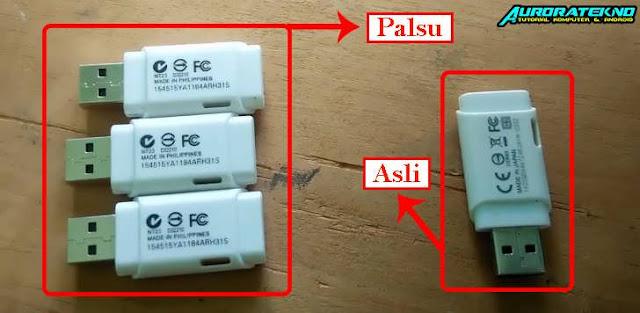 11 Cara Membedakan Flashdisk Toshiba Asli Dan Palsu
