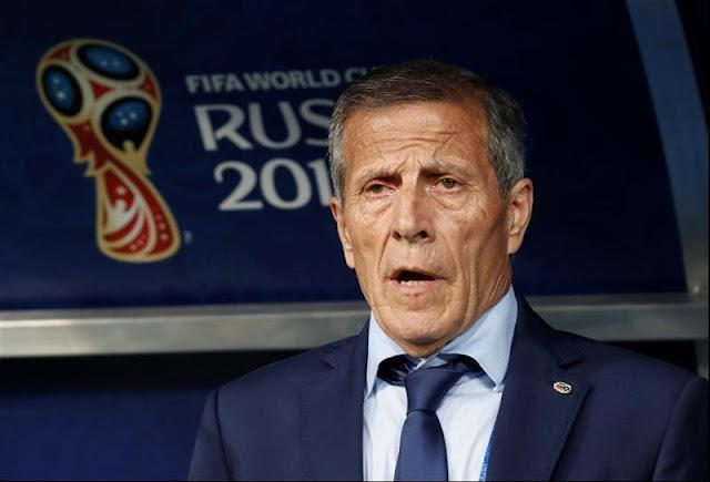 مدرب أوروجواي: لم نستغل نقاط ضعف فرنسا