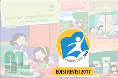 Buku K13 Kelas 5 Semester 2 SD/MI Revisi 2017