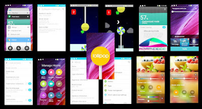 cara upgrade asus zenfone 4 kitkat ke lollipop , upgrade dengan cara manual