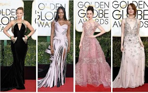 Fashion Police: Golden Globes/People Choices/SAG Awards 2017