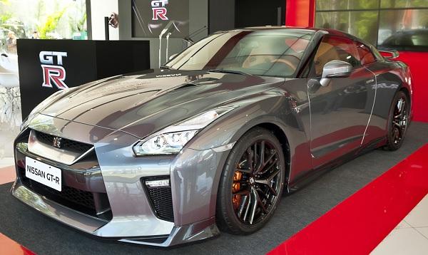 Nissan GT-R Brasil