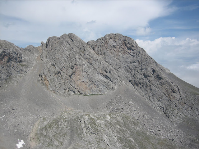 Rutas Montaña Asturias: Vista de los Fontanes