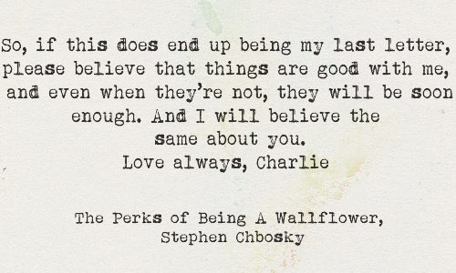 A comprehensive analysis of the perks of being a wallflower by stephen chbosky