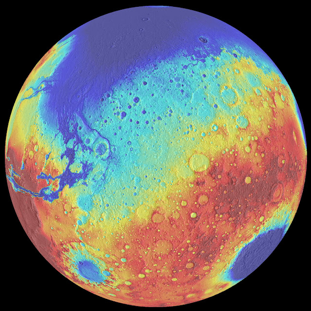 Rare metals on Mars and Earth implicate colossal impacts