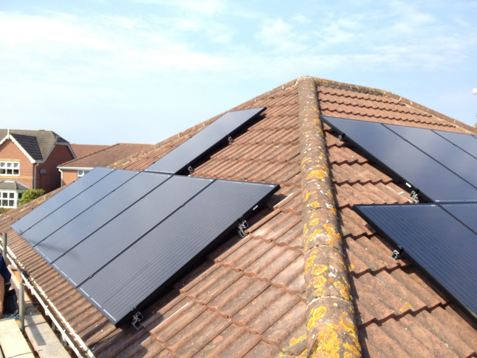 Jb Electrical And Solar Panels Mansfield Nottingham 4kw