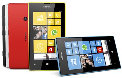 Thay mat kinh dien thoai Nokia lumia 520