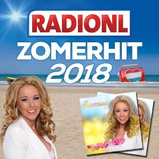 """""""Zomerliefde"""" van Susanna Veldmeijer RADIONL Zomerhit van 2018"""