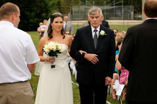 casamento em campo de beisebol