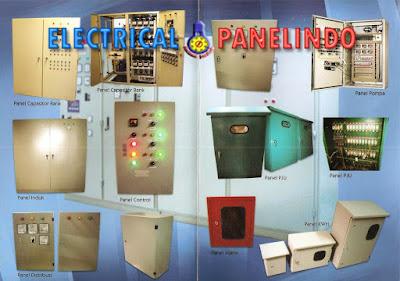 melayani penjualan panel listrik