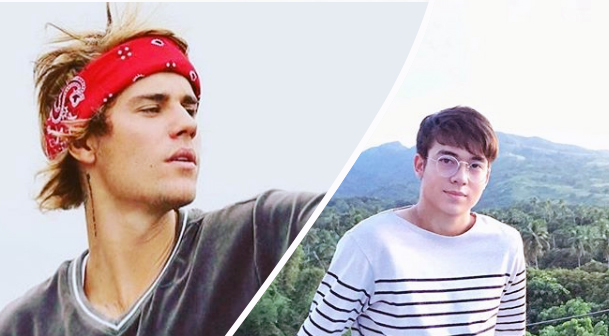 Hashtag Jameson Blake followed by Justin Bieber on Twitter