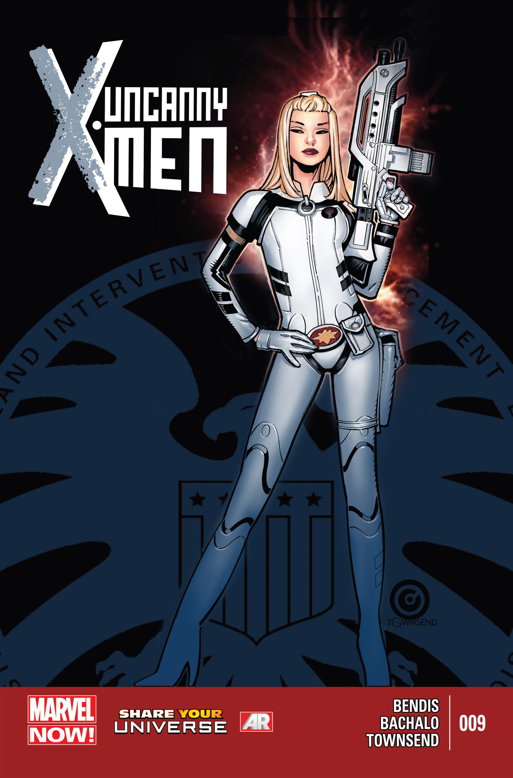 Read online Uncanny X-Men (2013) comic -  Issue #9 - 1
