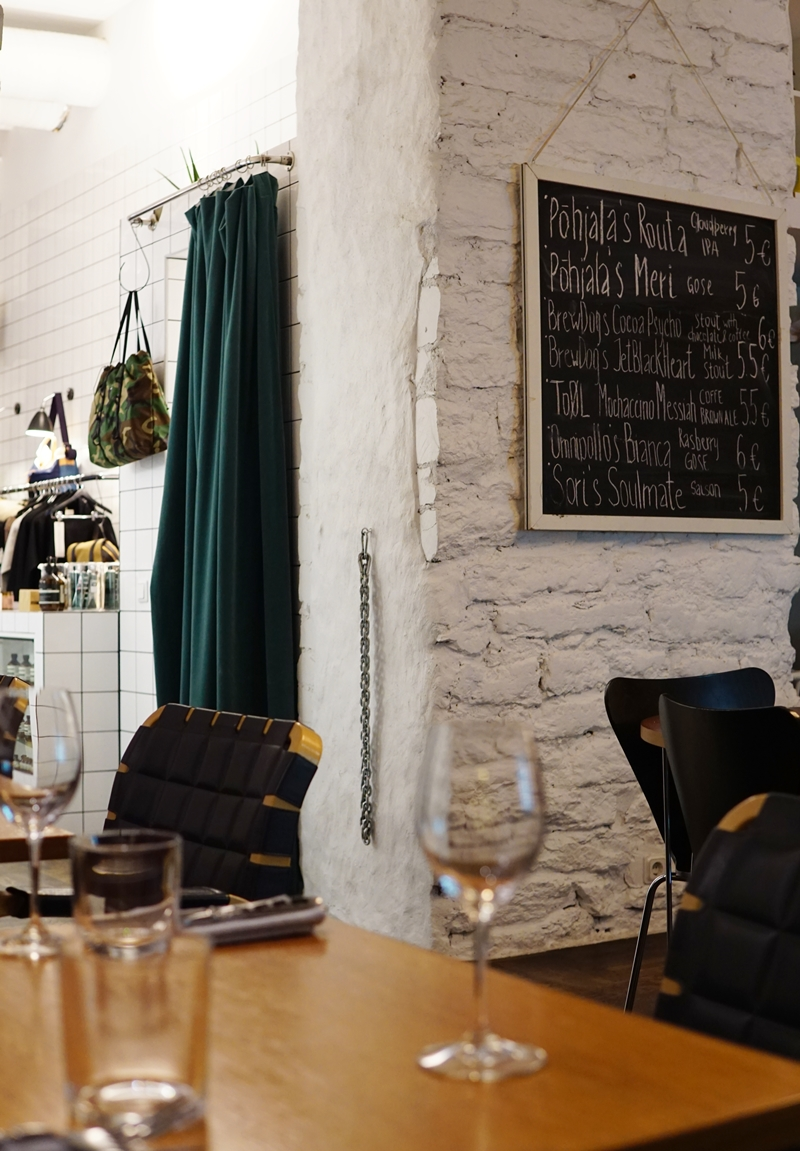 sfäär, tallinn, restaurant