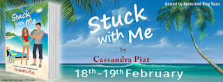 Book review Stuck With Me Cassandra Piat French Village Diaries Neverland Blog Tours