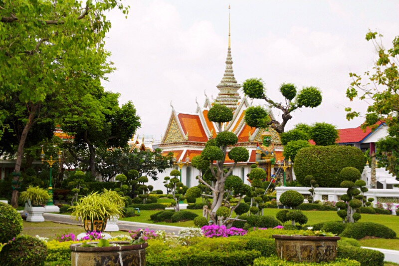 Temple of Dawn, Bangkok