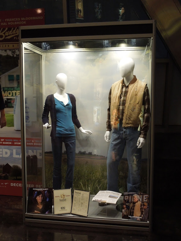 Promised Land film costumes