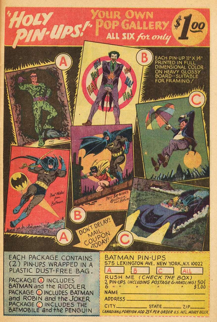 Read online World's Finest Comics comic -  Issue #164 - 25