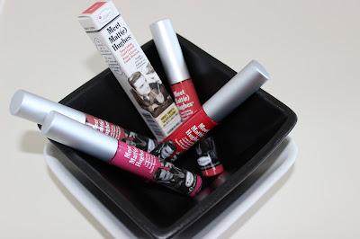 theBalm Meet Matte Liquid Lipsticks review
