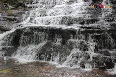 Water or milk @ fairy falls