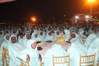 Kano Mass Wedding: Angry groom throws out bride after she gave birth a day after the ceremony