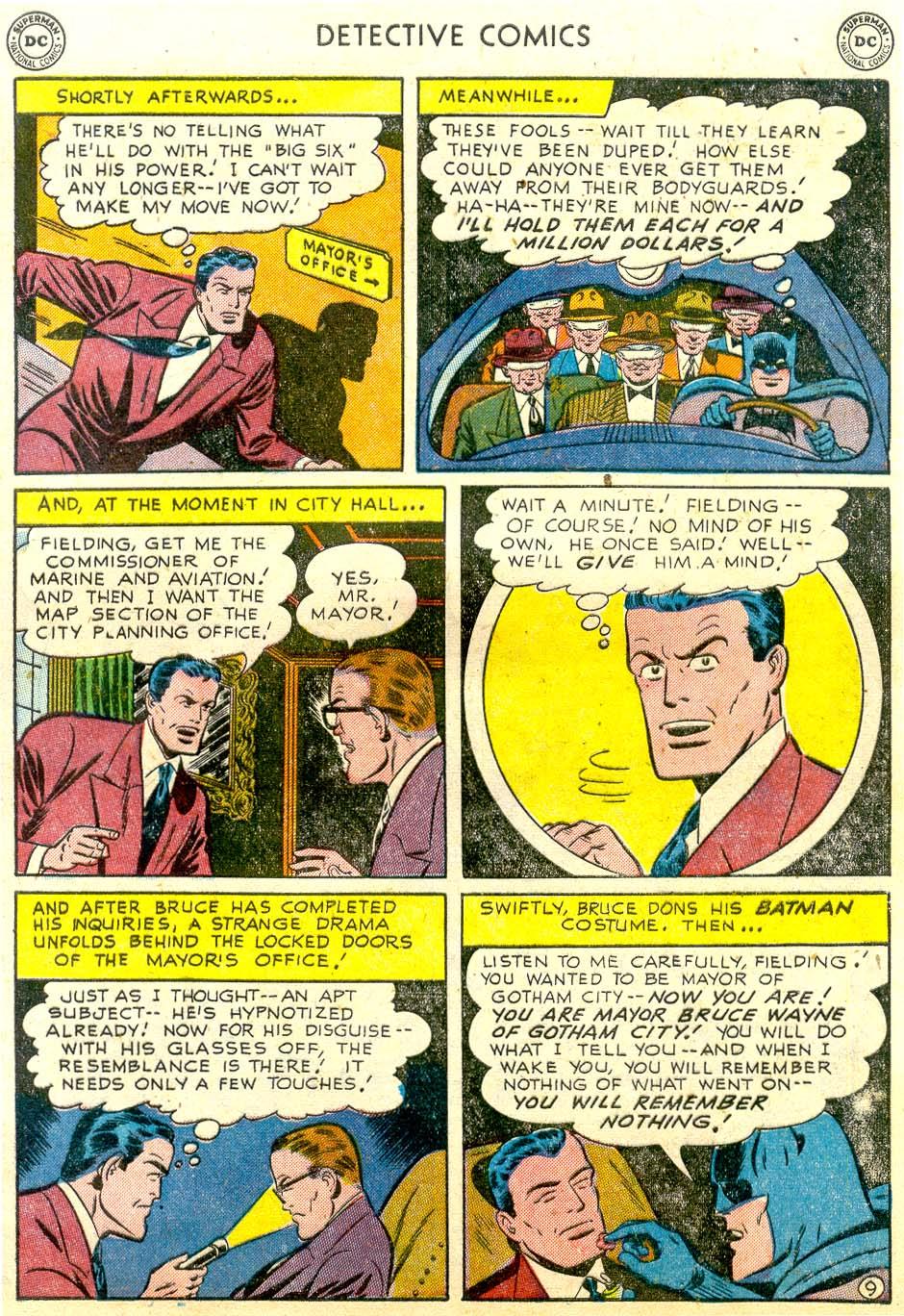 Read online Detective Comics (1937) comic -  Issue #179 - 11