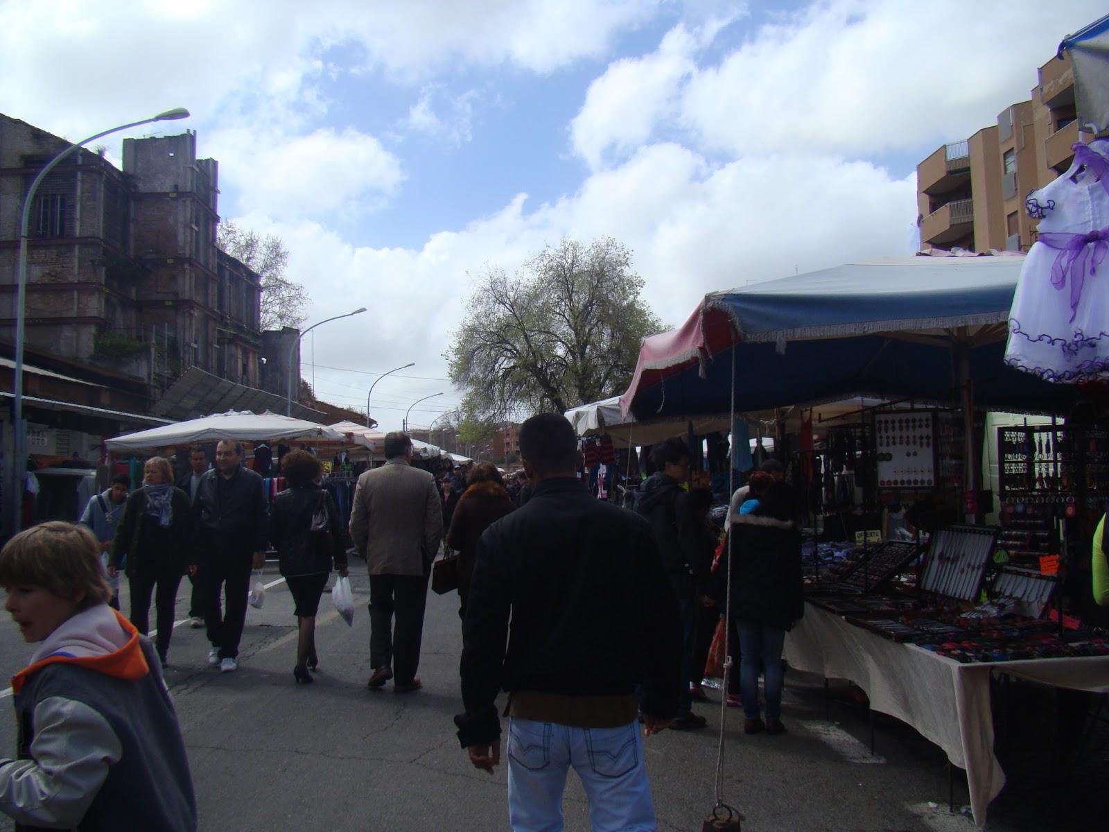 Les marchés n°2: Porta Portuese