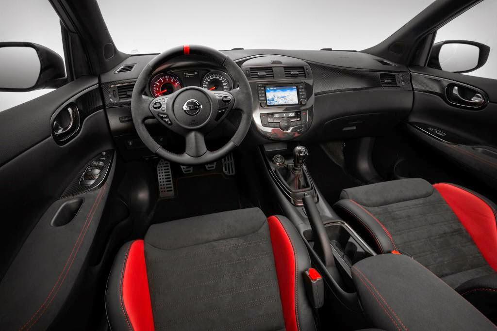 Paris 2014: Nissan Pulsar Nismo Concept feiert Premiere ...