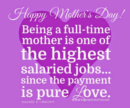 happy mothers day 2016 quotes