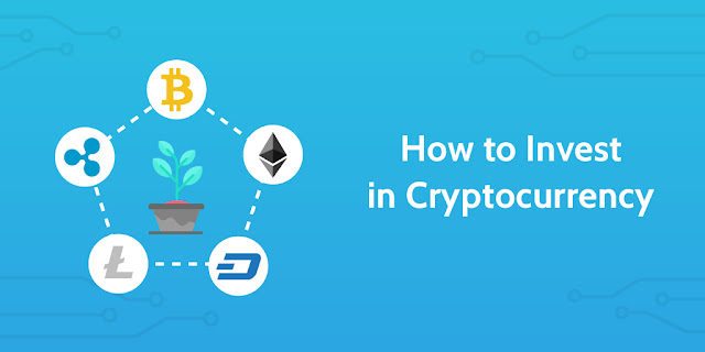 4 Ways to invest in cryptocurrency