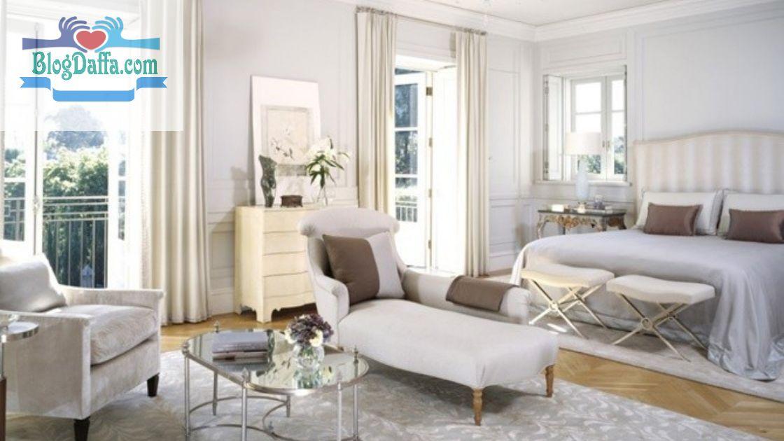 Rekomendasi warna cat kamar putih