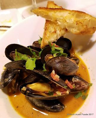El Chipiron mussels