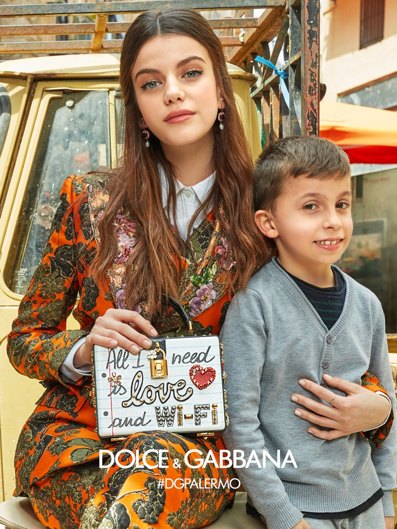 Dolce & Gabbana Fall/Winter 2017 Campaign