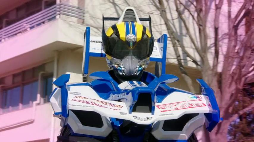 Fusion Games: Kamen Rider Drive Episode 22-23 English Subbed