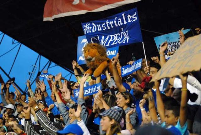 Industriales de La Habana no ganan un campeonato desde el 2010