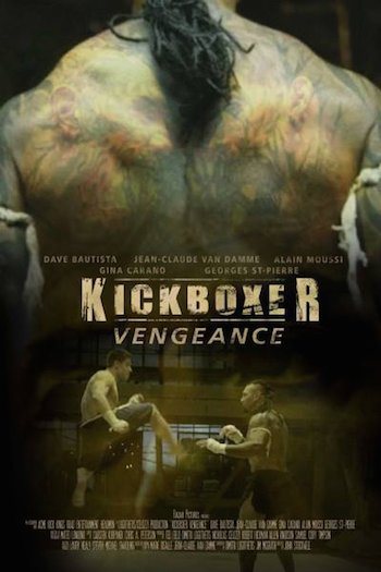 Kickboxer Vengeance 2016 English Movie Download