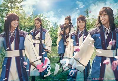 Drama Korea Hwarang The Beginning + Subtitle Indonesia