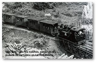 Historia del Ferrocarril en Turón