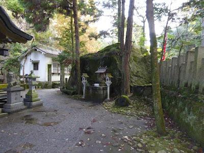 磐船神社 境内社