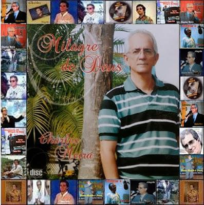 Capas cds, dvds do cantor evangélico Charles Meira