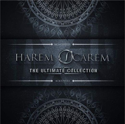 HAREM SCAREM - The Ultimate Collection [digital version 8-albums] (2019) full